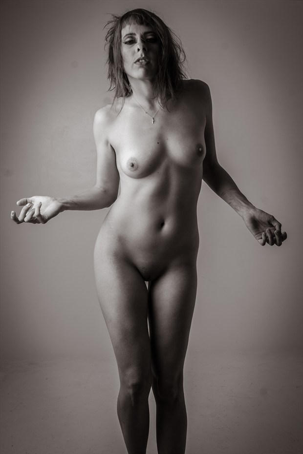 Do it man it's a disco (Growler) Artistic Nude Photo print by Photographer Frisson Art