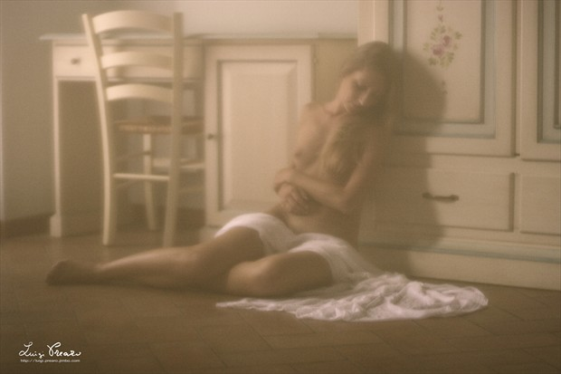 Dream Artistic Nude Photo print by Photographer Luigi Prearo