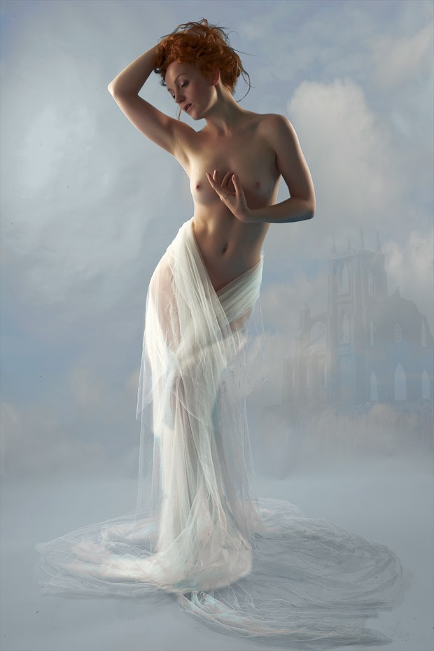 Elegance Artistic Nude Photo print by Photographer Ray Kirby