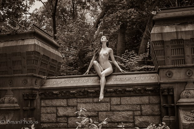 Erica Jay Artistic Nude Photo print by Photographer BmanPhotos