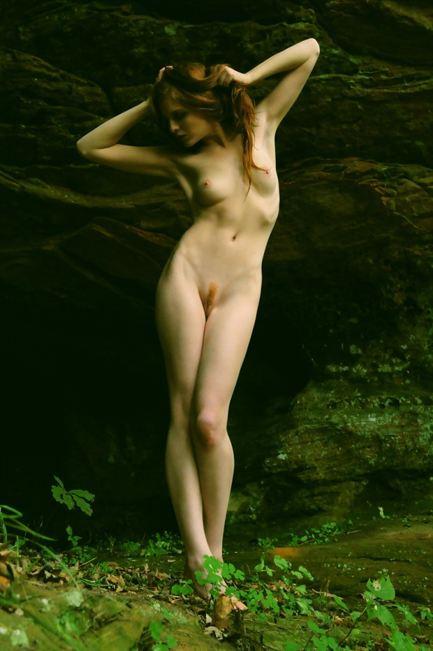 Ethereal Artistic Nude Photo print by Photographer JMAC