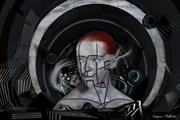 Evangeline Surreal Artwork print by Artist 3ddream