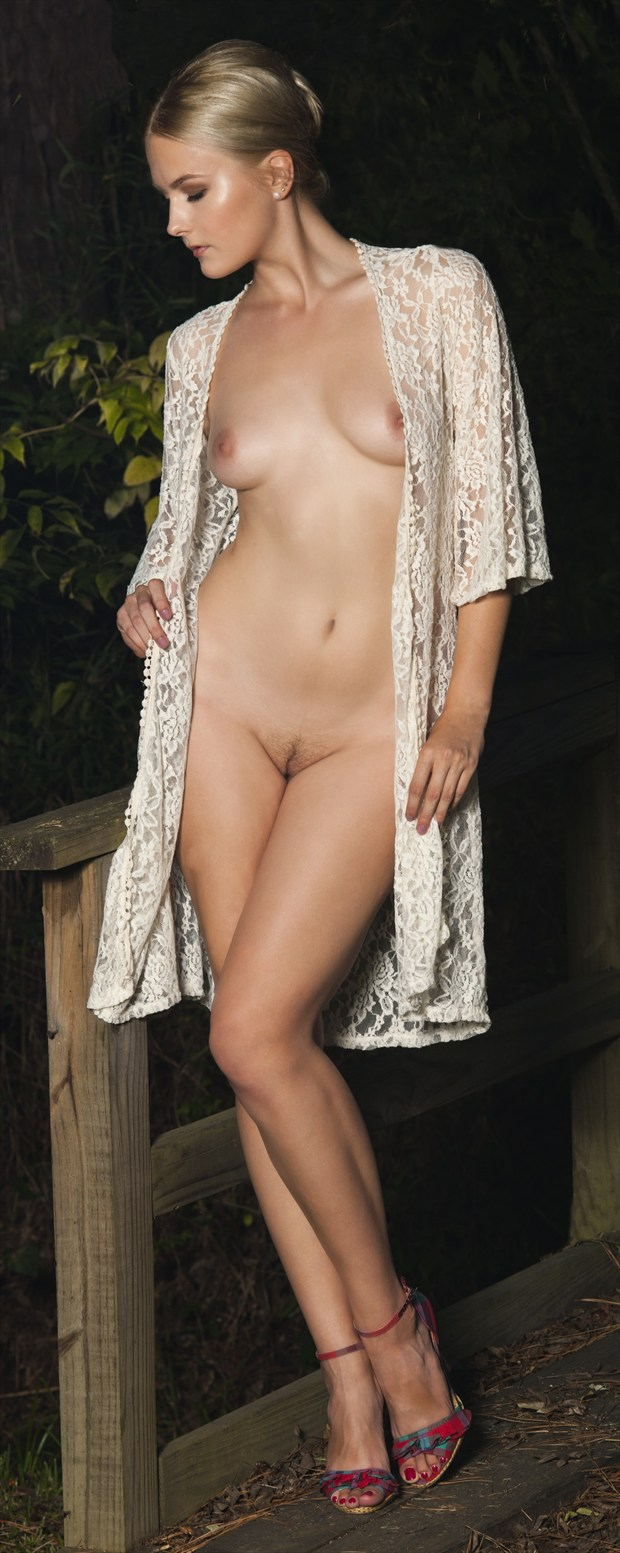 Evening Elegance Artistic Nude Photo print by Photographer Tommy 2's
