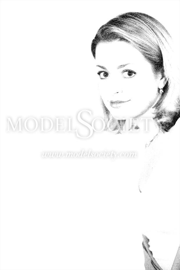 Expressive Portrait Photo print by Photographer ewe