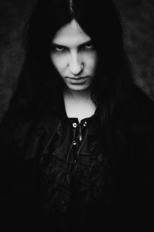 Fantasy Alternative Model Photo print by Photographer Invisiblemartyr