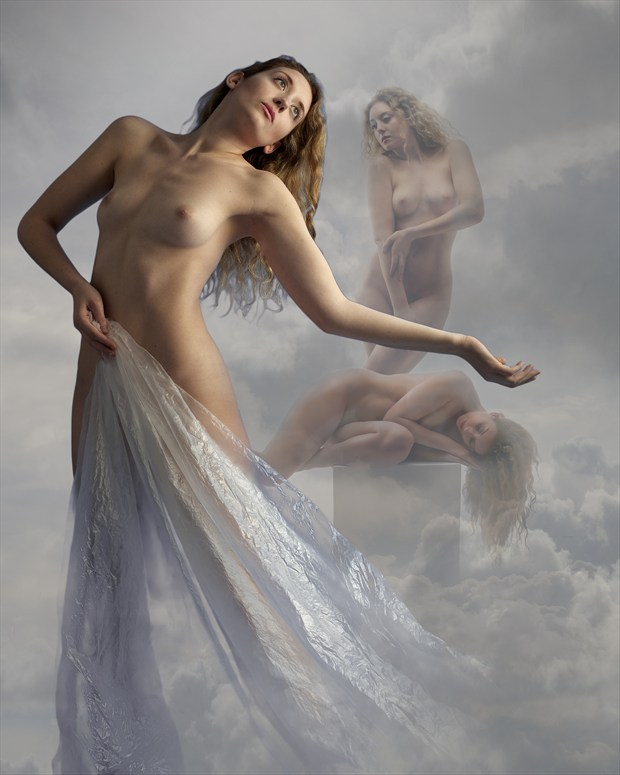 Fantasy Artistic Nude Photo print by Photographer Ray Kirby