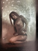 Fantasy Digital Artwork print by Artist David Bollt