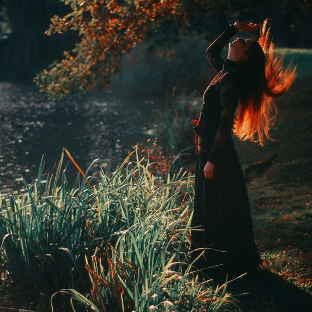 Fantasy Gothic Photo print by Photographer Invisiblemartyr