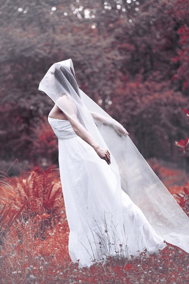Fantasy Sensual Photo print by Photographer Invisiblemartyr