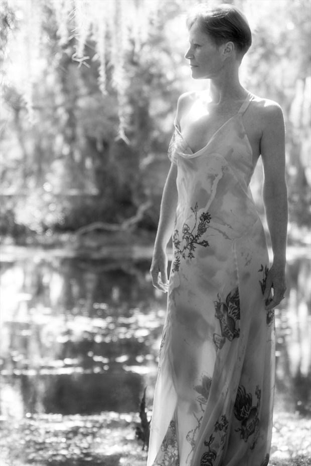 Fashion Expressive Portrait Photo print by Photographer ewe