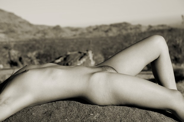 Feast For Me Artistic Nude Photo print by Photographer David Winge