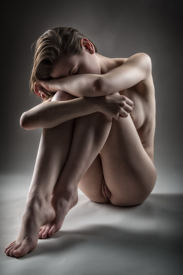 Fingers & Toes   Poly Artistic Nude Photo print by Photographer rick jolson