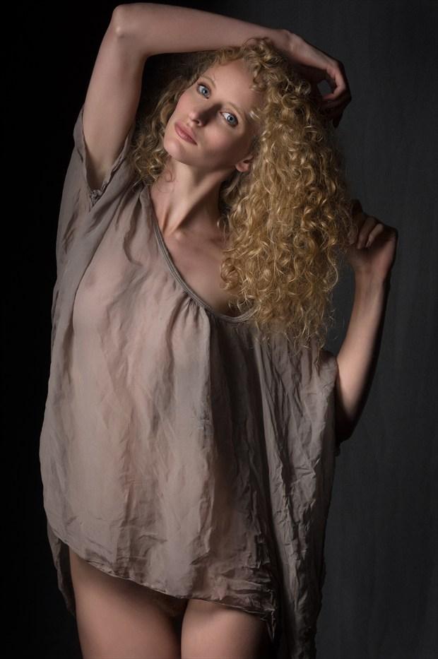 Fredau Artistic Nude Photo print by Photographer Bruce M Walker
