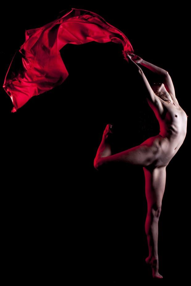Full mast Artistic Nude Photo print by Photographer Jakz