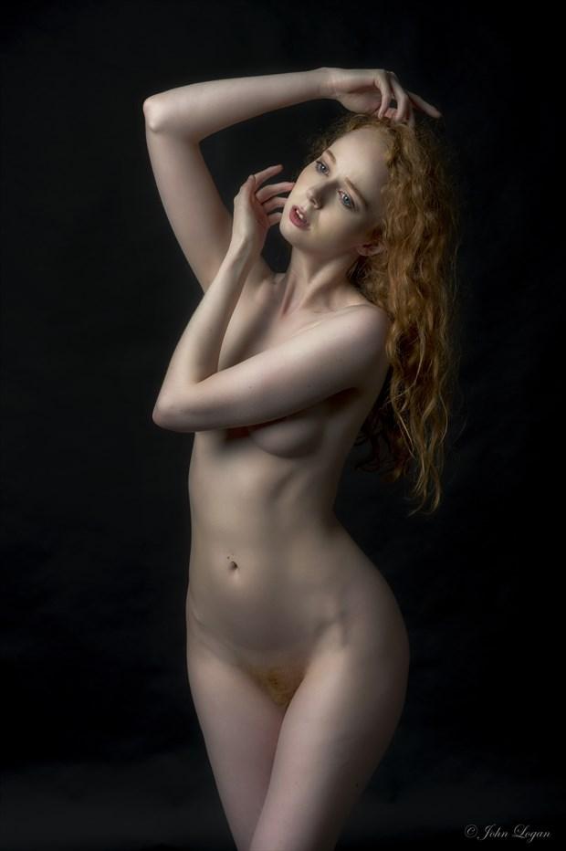 Gemma Artistic Nude Photo print by Photographer John Logan