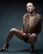 Glamour Studio Lighting Photo print by Model Chelsea Jo