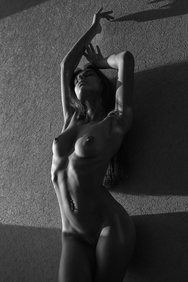 Good Morning Artistic Nude Artwork print by Photographer Andrey Stanko