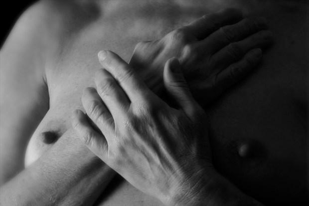 Hands on Artistic Nude Photo print by Photographer StudioVi2