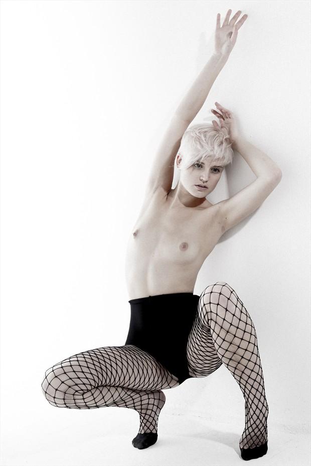 Helmut 3 Artistic Nude Photo print by Photographer Jakz