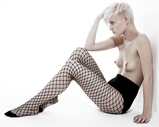 Helmut 4 Artistic Nude Photo print by Photographer Jakz