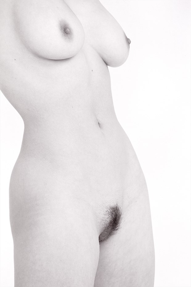HighKeyTorso Artistic Nude Photo print by Photographer Joe Klune Fine Art