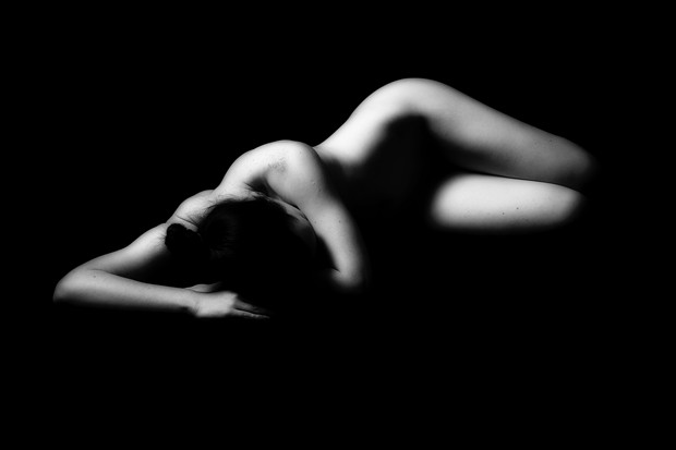 Homage to Bernhard Artistic Nude Photo print by Photographer John Logan
