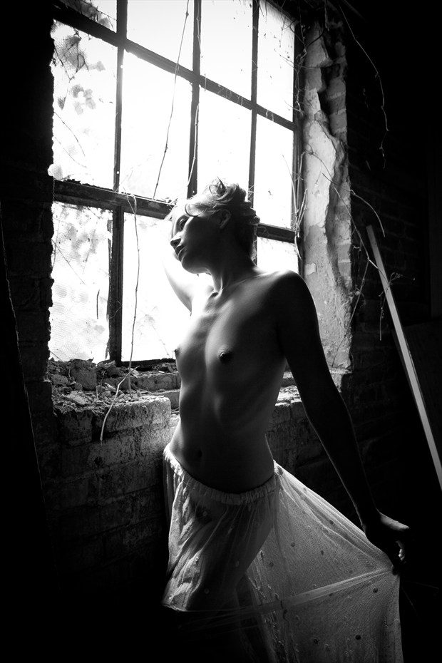 In Dreams Artistic Nude Photo print by Photographer Frisson Art