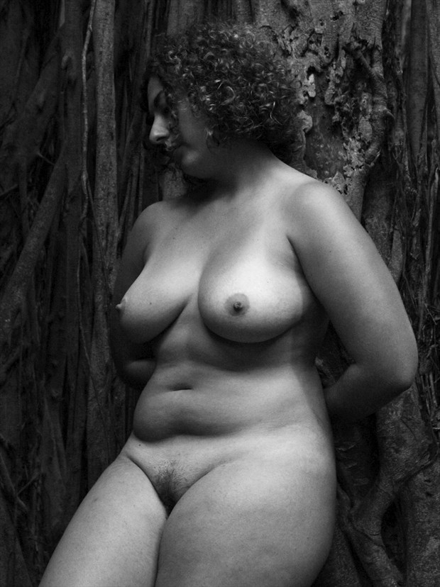 In the Moment Artistic Nude Photo print by Photographer Jason Tag