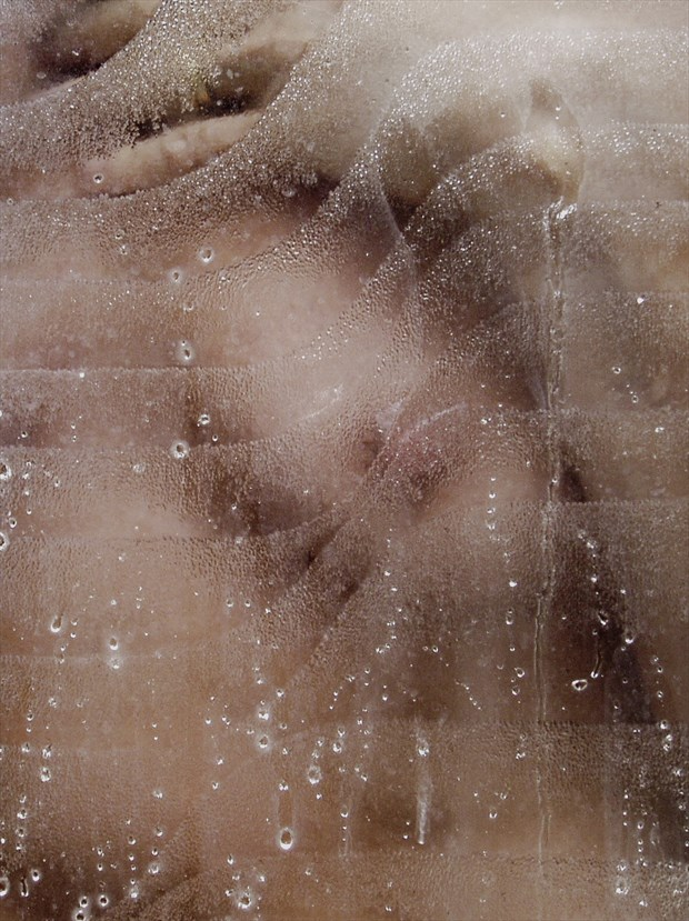 In the shower 1 Artistic Nude Photo print by Photographer StudioVi2