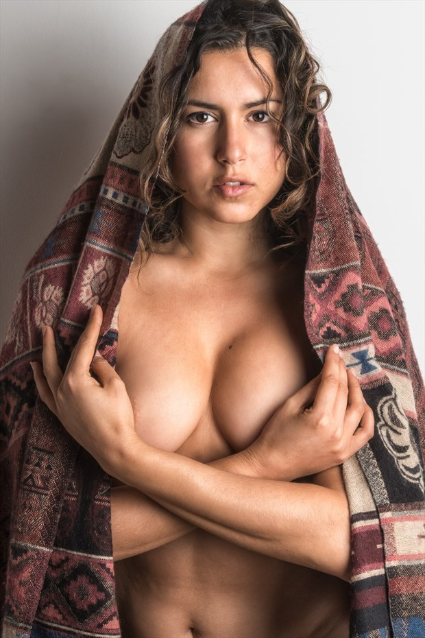 It's All About the Hands Studio Lighting Photo print by Photographer rick jolson