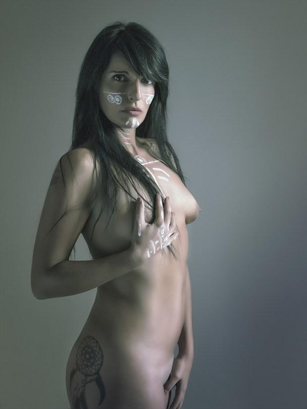 JESS Artistic Nude Photo print by Photographer Jos%C3%A9 M. Mendez