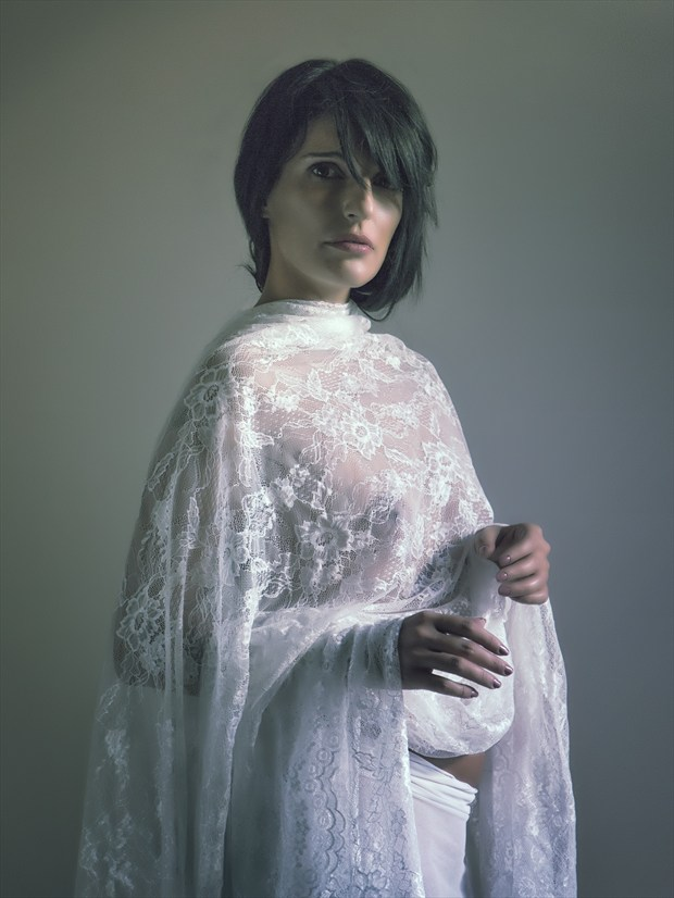 JESS II Artistic Nude Photo print by Photographer Jos%C3%A9 M. Mendez