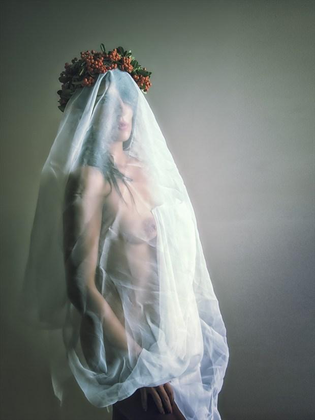 JESS III Artistic Nude Photo print by Photographer Jos%C3%A9 M. Mendez