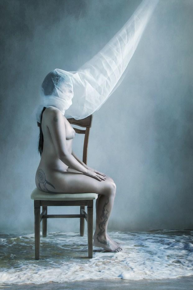 JESS VI Artistic Nude Photo print by Photographer Jos%C3%A9 M. Mendez