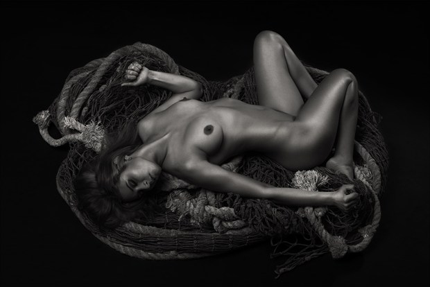 Jacqui Bliss Artistic Nude Photo print by Photographer CG Photography