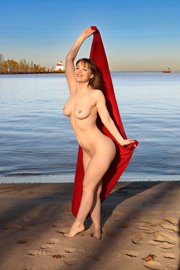 Jenna Artistic Nude Photo print by Photographer Robert L Person