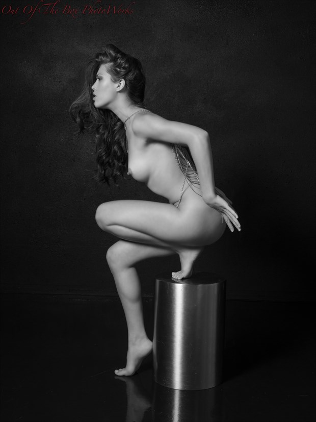 Just Jamie Artistic Nude Photo print by Photographer Miller Box Photo