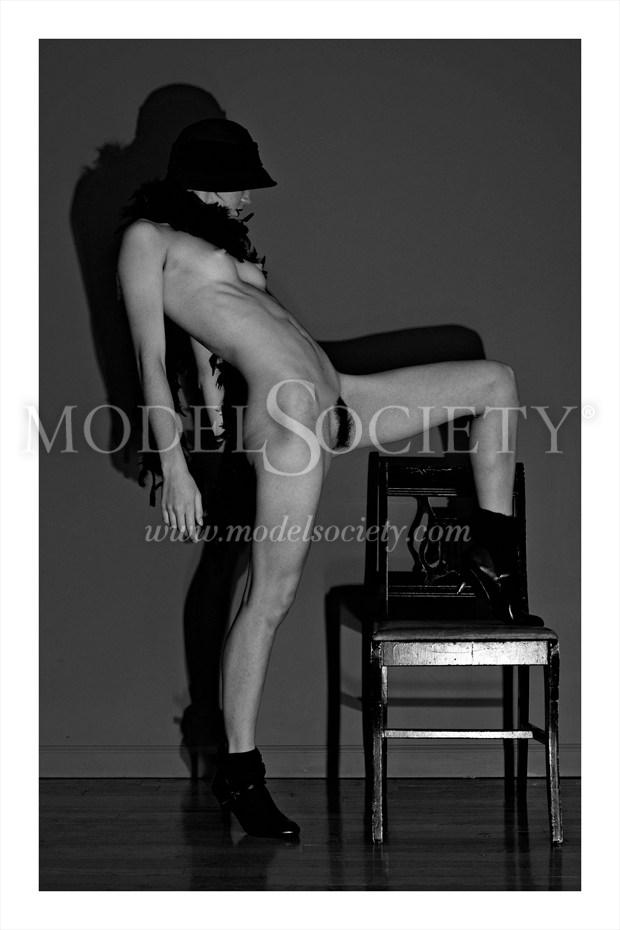 Kabaret %23 1 Artistic Nude Photo print by Photographer Carney Malone