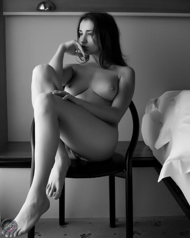 Kora 4 Artistic Nude Photo print by Photographer MFPhotographer60