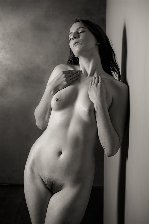Lacy Nude Artistic Nude Photo print by Photographer Risen Phoenix