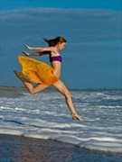 Leaping into the Sea
