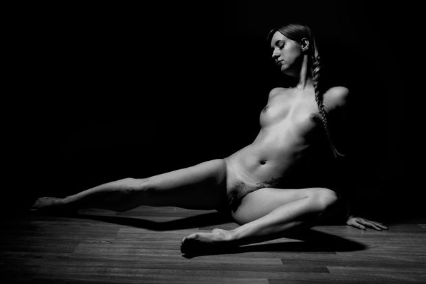 Left Behind Artistic Nude Photo print by Photographer Neil Jacobson