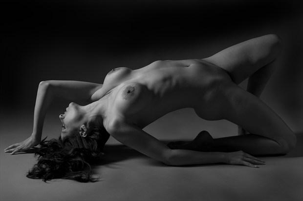 Left flow Artistic Nude Photo print by Photographer Tommy 2's