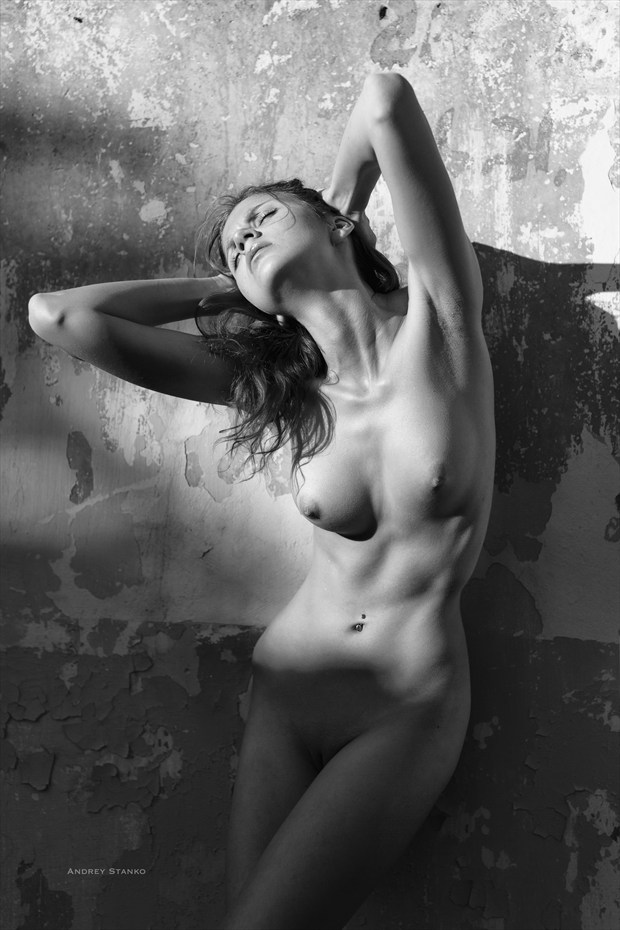 Light & Body Artistic Nude Photo print by Photographer Andrey Stanko
