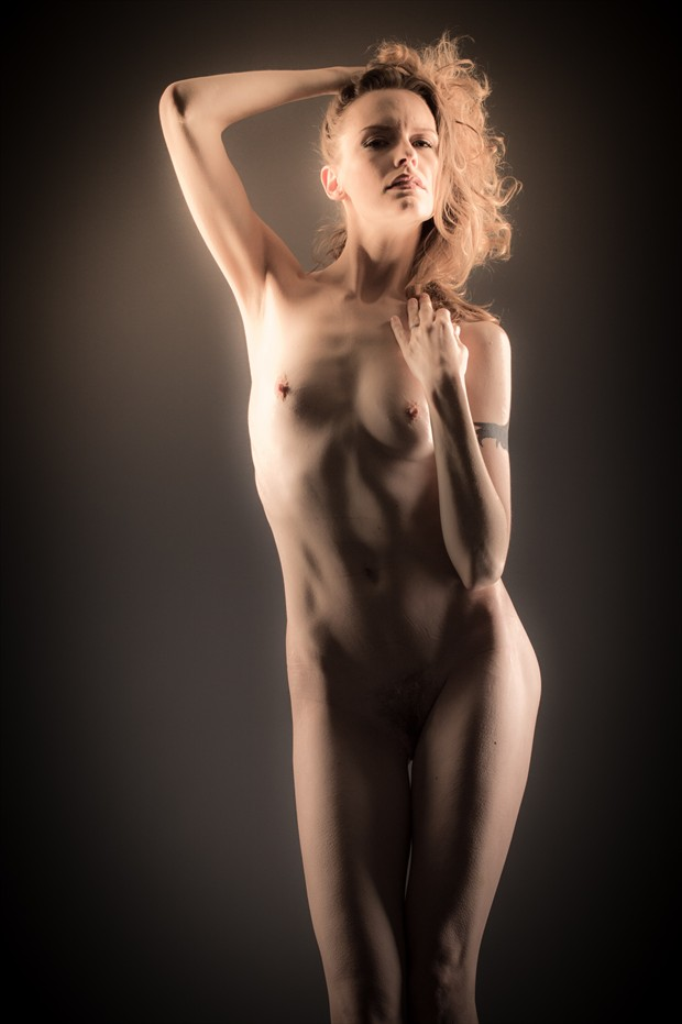 Light Play   two Artistic Nude Photo print by Photographer Black Wings