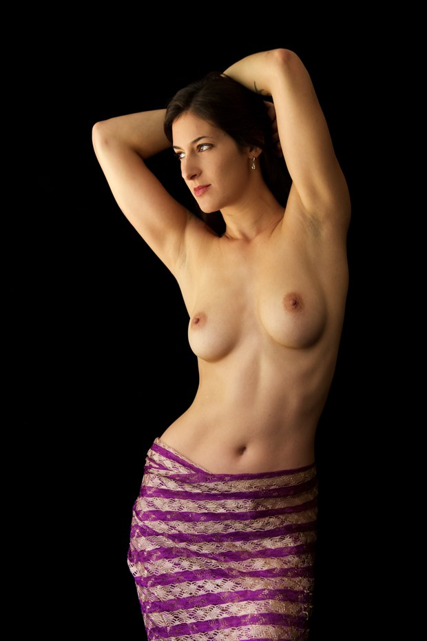 Lillian Russo %231 Artistic Nude Photo print by Photographer Z Inner Eye