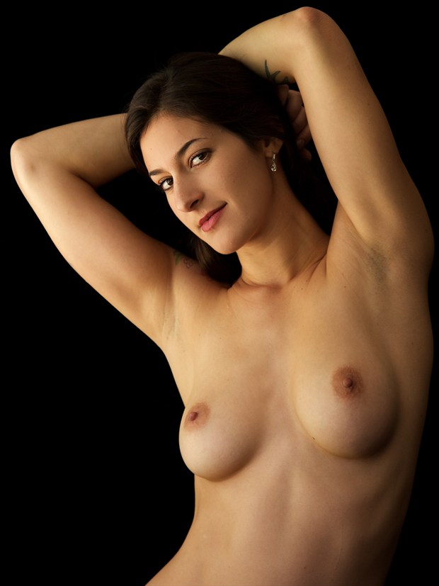 Lillian Russo %232 Artistic Nude Photo print by Photographer Z Inner Eye