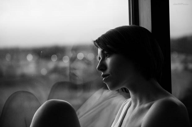 Lingerie Sensual Photo print by Photographer nine80Photos
