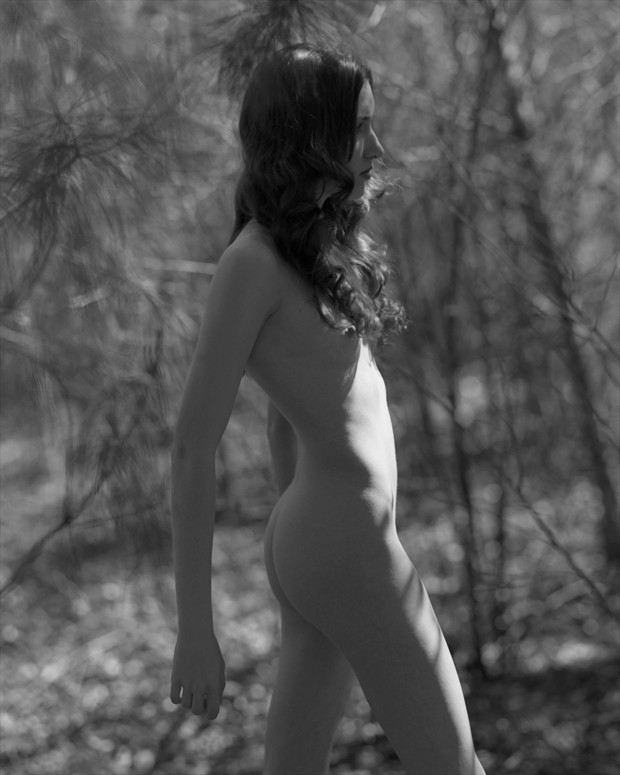 MC Three Artistic Nude Photo print by Photographer Leland Ray