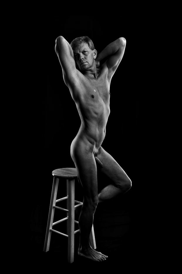 Male Nude Artistic Nude Photo print by Photographer rdp